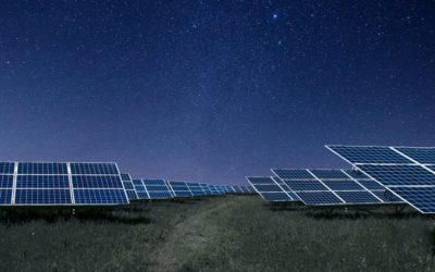 Lightsource BP delivers night time reactive power using solar in 'UK first'