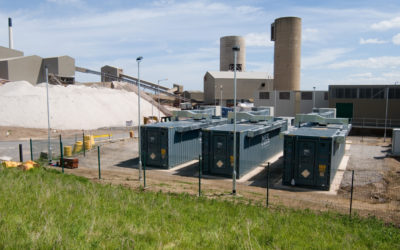 Gore Street contracts NEC for 100MW of storage