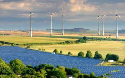 UK lags behind in €124bn European low-carbon investment table