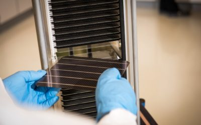 Oxford PV celebrates 29.5% conversion rate with perovskite solar cell