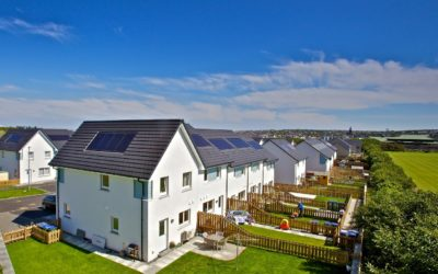 SMS launches solar and battery storage solution Solopower for social housing