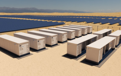 Pacific Green enters into agreement to develop 1.1GW of UK battery storage